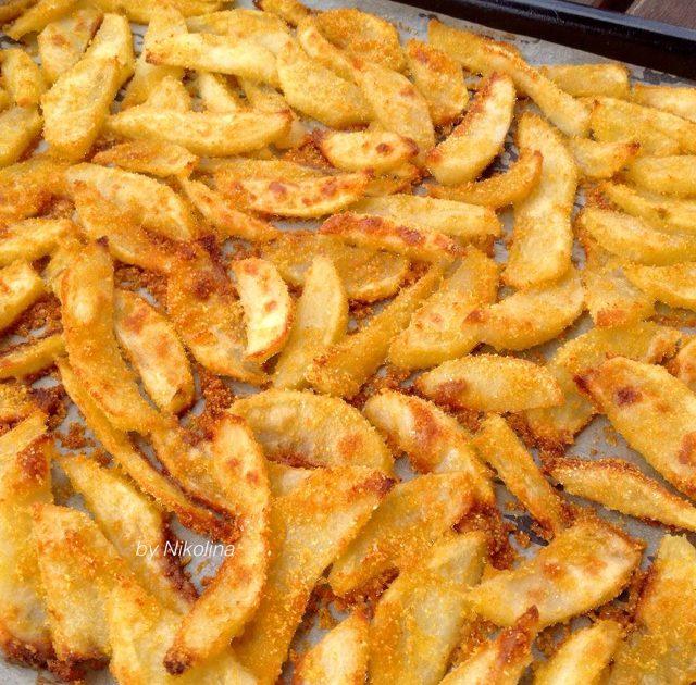 Рецепта за Картофи на фурна