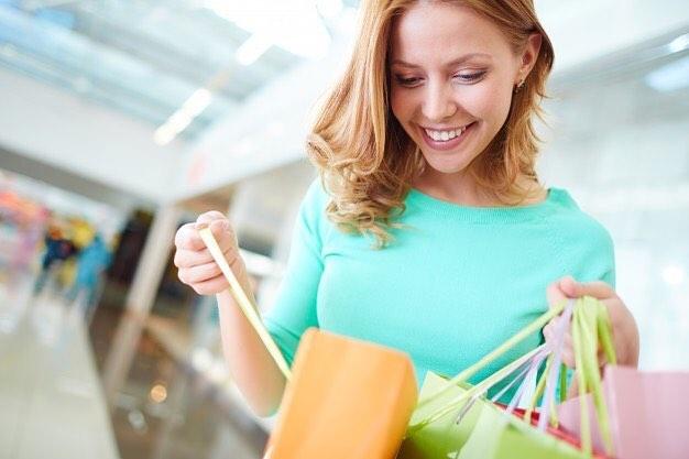 Пазарувай само в добро настроение