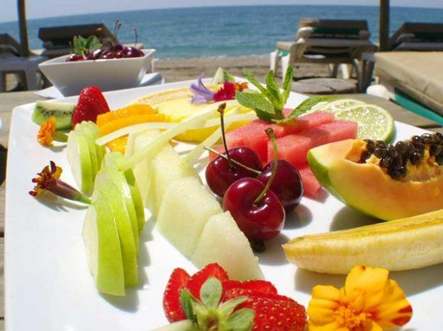 Храната по време на жегите