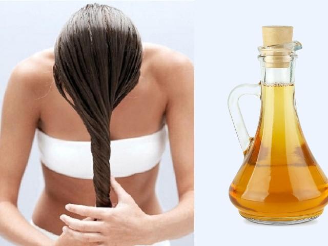 Оцет за здрава коса