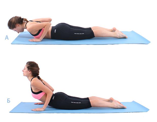 Упражнения за стягане специално за жени