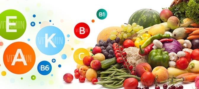 Витамини - правилната им употреба