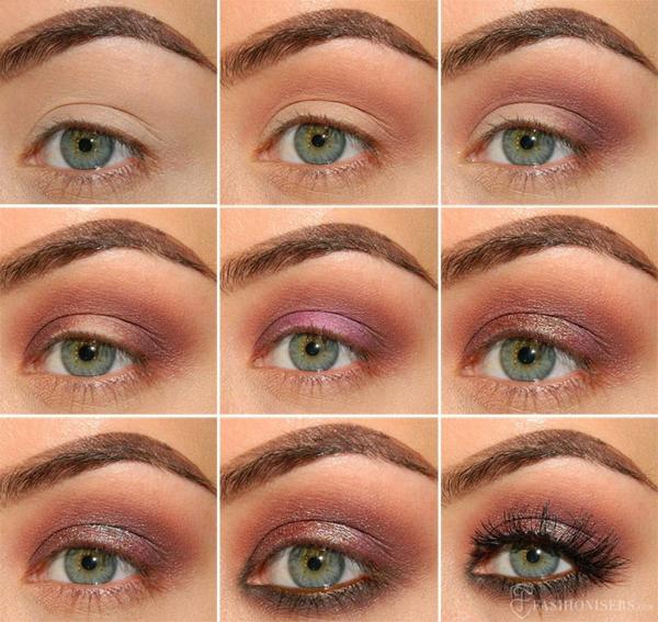 Гримиране на очи