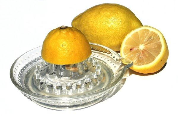 Маска за коса с лимон