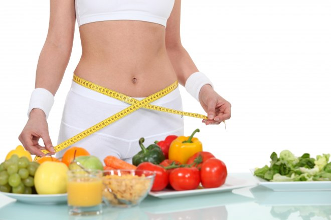 Пролетна диета с плодове и зеленчуци