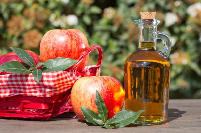Ябълков оцет за диета и здраве