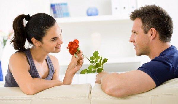 Любовта между Жена Козирог и Мъж Овен