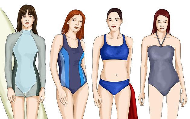 Как да изберем бански костюм