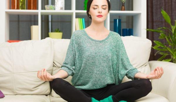Плосък  корем с дихателни упражнения