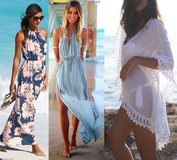 Плажни рокли за лятото - съвети