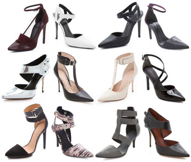 Секси обувки за лятото