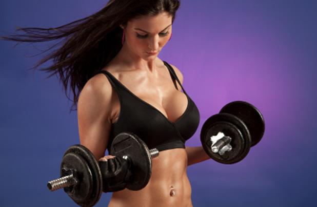 Упражнения за стегнати гърди - жени