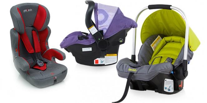 Бебешко столче за кола, как да го изберем