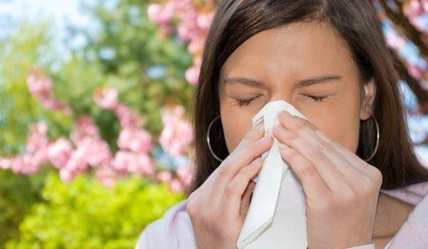 Алергия видове и симптоми