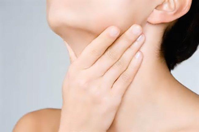 Настинка и болки в гърлото
