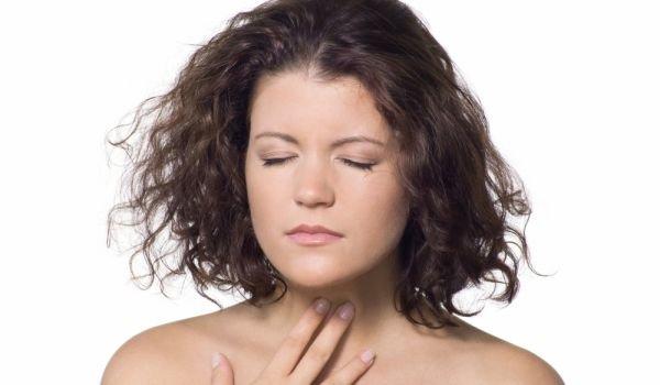 Болки в гърлото при преглъщане