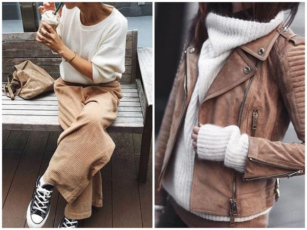 През есента кафявото е на мода