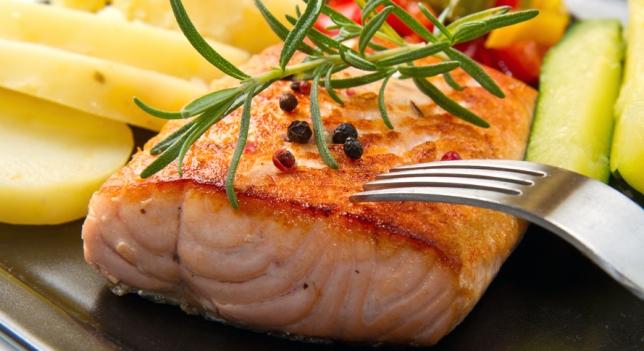 Риба в диетата