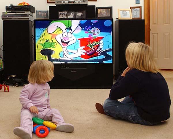 Телевизията прави децата агресивни и неспокойни