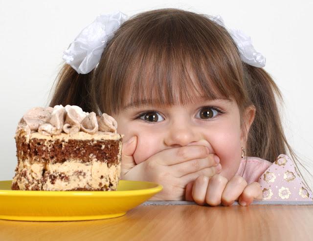 Как влияе захарта при децата