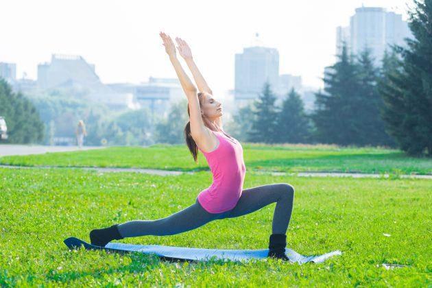 Упражнения за отслабване специално за дамите