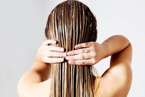 Маска за коса с тривитаминол и хума