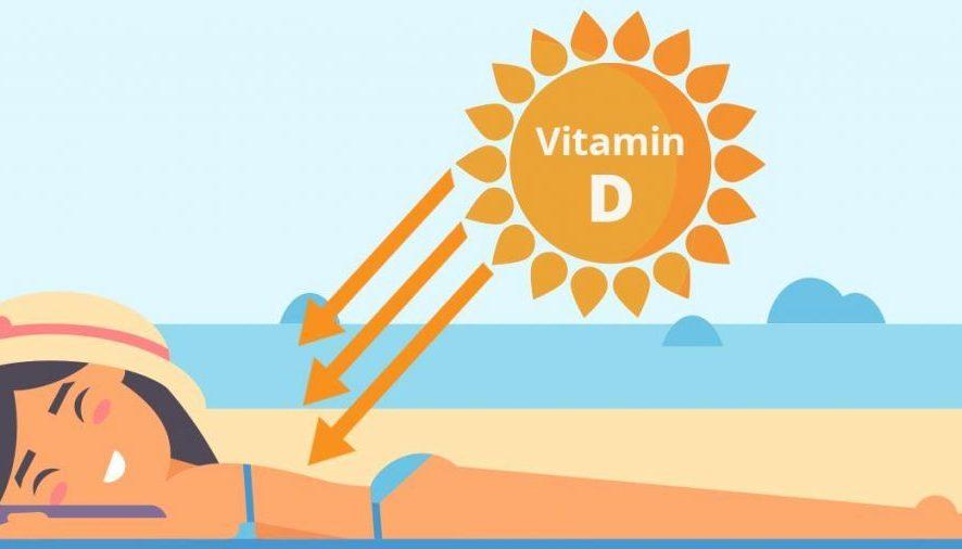 Недостиг на витамин D